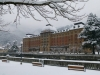 Suggestivo Grand Hotel innevato - By Valbrembanaweb