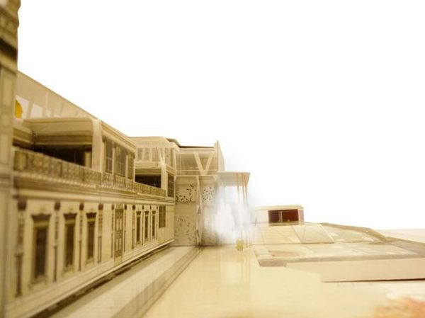 Si demolisce l'ex albergo Terme! E la fonte degli ospiti va in centro...