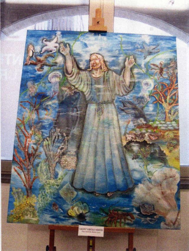 Mostra di quadri di MARIA VITA FIACCAVENTO