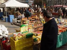 Mostra mercato prodotti biologici alimentari e non alimentari