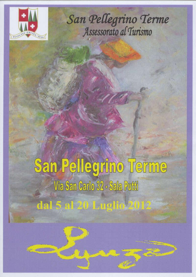 Mostra di dipinti, sculture e acquerelli