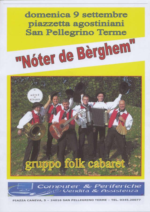 """Gruppo folk """"NOTER DE BERGHEM"""""""
