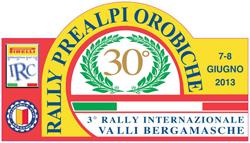RALLY PREALPI OROBICHE - riordino