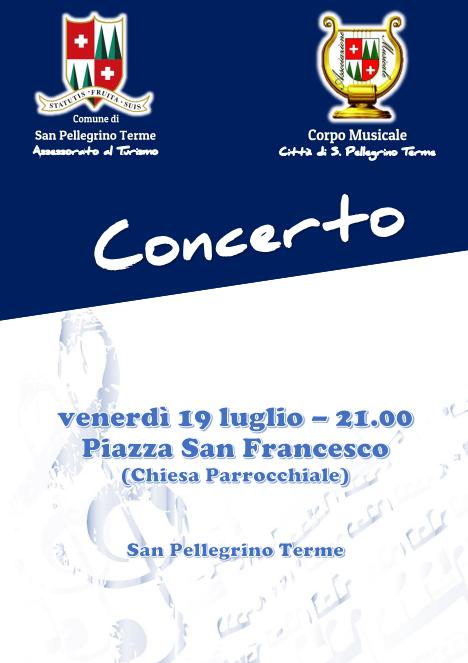 Concerto Corpo Musicale
