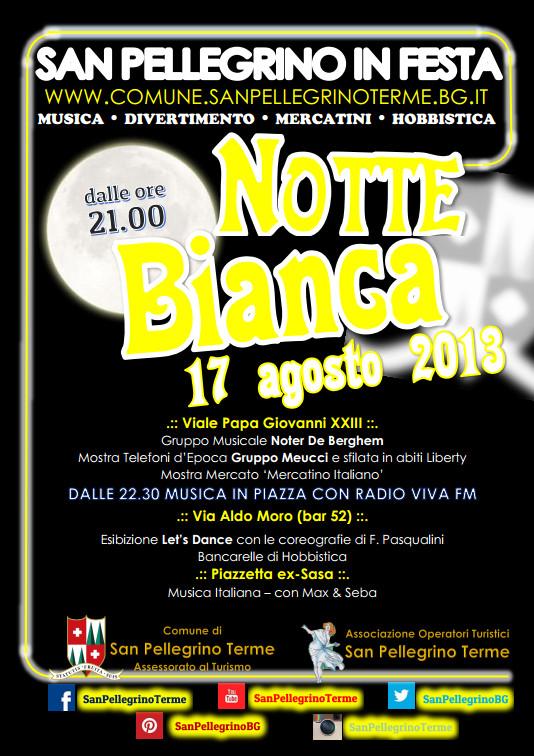Notte Bianca con Radio Viva FM
