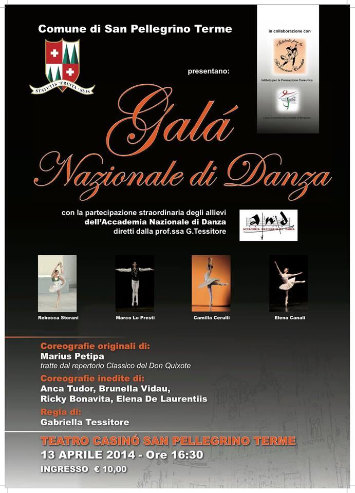 Galà Nazionale di Danza