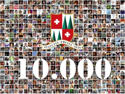 Superate le 10.000 visite mensili al nostro sito internet!