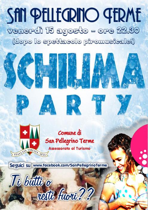 Maxi Schiuma Party