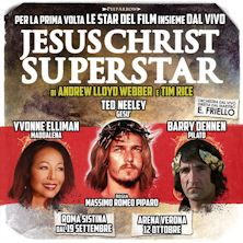 JESUS CHRIST SUPERSTAR. musical