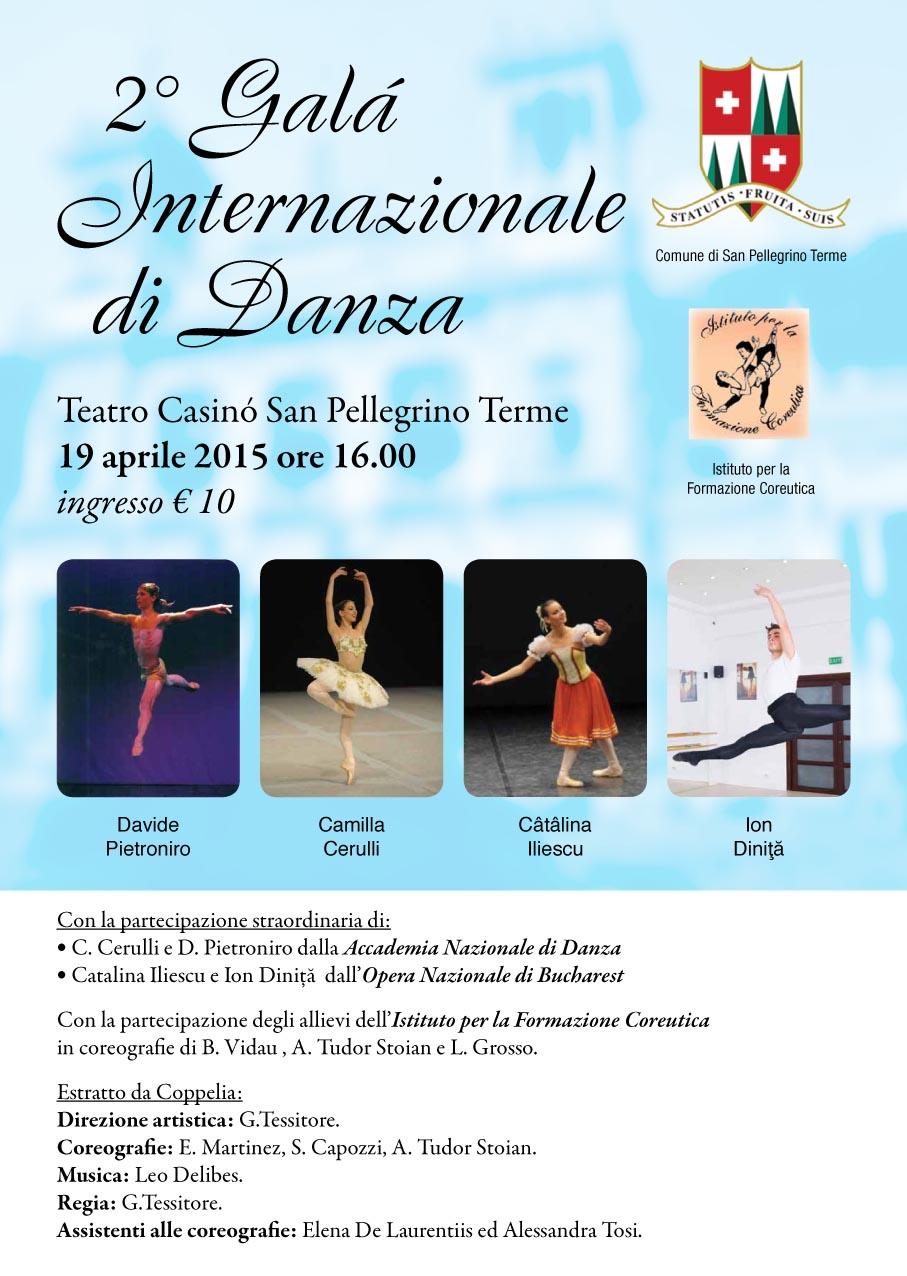 2° Galà Internazionale di Danza