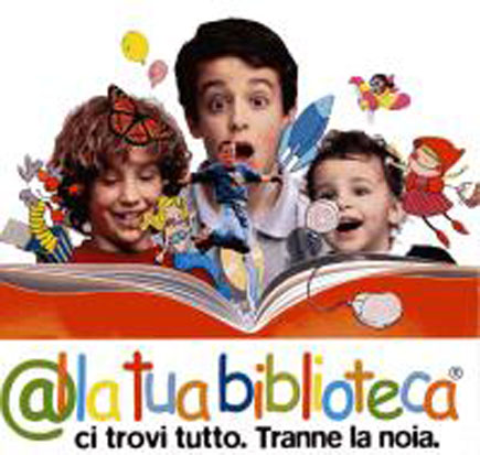 BENTORNATA A CASA BIBLIOTECA